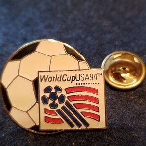 Authentic World Cup Pin